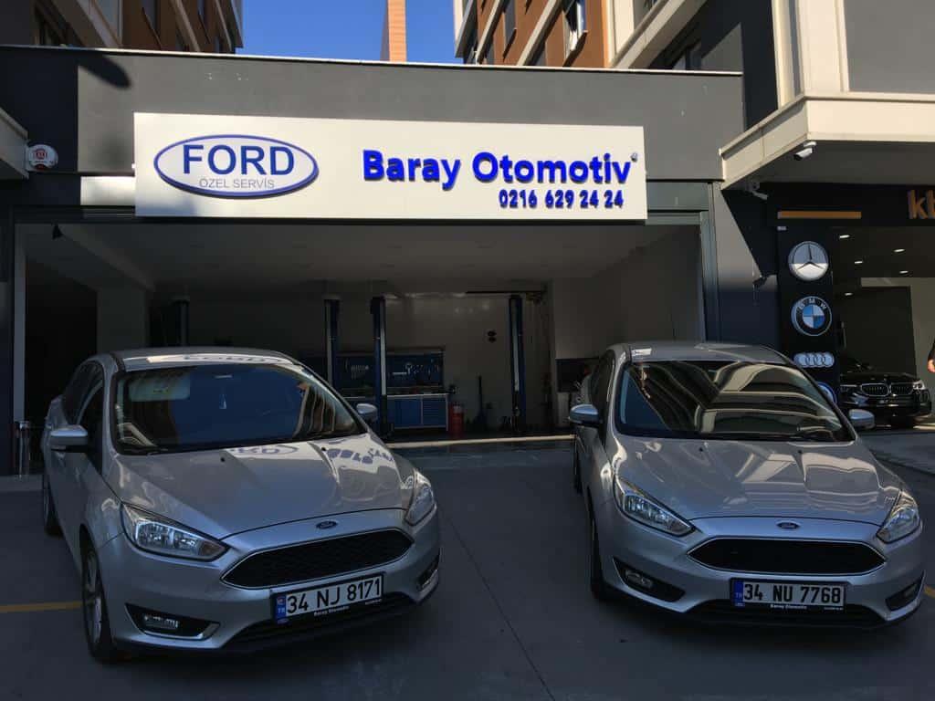 maltepe özel ford servisi